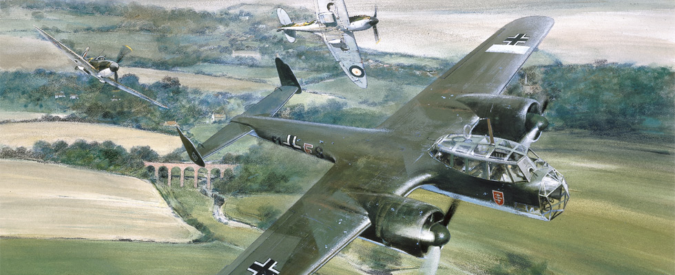 Height of the Battle, from Scenes of the Battle of Britain