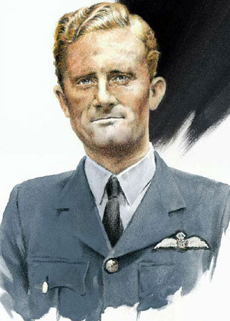 Air Commodore C.M. Wight Boycott CBE, DSO and Bar, MA - Individuals print