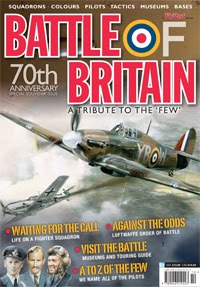 Flypast Magazine - Battle of Britain 70th Anniversary