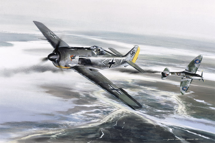 Image result for focke wulf 190